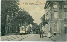 's-Gravenhage 1905; Korte Voorhout Met Schouwburg (Tramway) - Gelopen. (Dr. Trenkler Co. - Den Haag) - Den Haag ('s-Gravenhage)