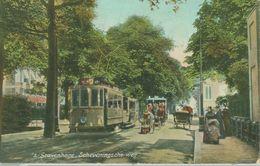's-Gravenhage 1907; Scheveningsche Weg (Tramway) - Gelopen. (Dr. Trenkler Co. - Leipzig) - Den Haag ('s-Gravenhage)