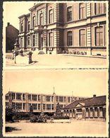 Montegnée - Maison Communale Ecole Fleurie Centre (lot 2 Cartes) - Saint-Nicolas