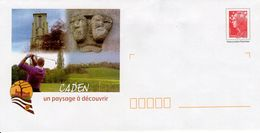 FRANCE - CADEN UNUSED  GOLFING  FDC4446 - Postal Stamped Stationery
