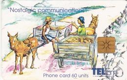 ANTILLES St.MAARTEN - Nostalgic Communications - Meeting On The Road (GEM1B) , 60 U,  Used - Antilles (Netherlands)