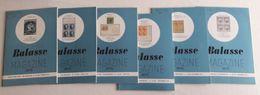 Balasse Magazine 242 - 247 - Année 1979 Complète - Magazines