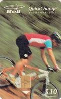 CANADA - Mountain Bike , 08/96,  Used - Canada