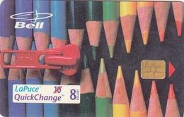 CANADA - Crayons , 04/98,  Used - Canada