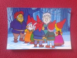 POSTAL POST CARD POSTCARD CARTE POSTALE SERIE TV TVE NOELI COLECCIÓN AÑO 1986 Nº 6 PHOSKITOS VER FOTO/S Y DESCRIPCIÓN - Cómics