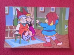 POSTAL POST CARD POSTCARD CARTE POSTALE SERIE TV TVE NOELI COLECCIÓN AÑO 1986 Nº 5 PHOSKITOS VER FOTO/S Y DESCRIPCIÓN - Cómics