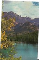 Etats-Unis >  ROCKY MOUNTAINS NATIONAL PARK BEAR LAKE - Etats-Unis