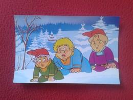 POSTAL POST CARD POSTCARD CARTE POSTALE SERIE TV TVE NOELI COLECCIÓN AÑO 1986 Nº 10 PHOSKITOS VER FOTO/S Y DESCRIPCIÓN - Cómics