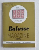 Balasse Magazine 228 - Novembre 1976 - Français (àpd. 1941)