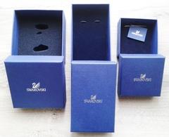 Swarovski Lot De 3 Boites Vides - Boxes