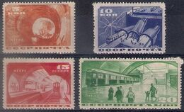 Russia 1935, Michel Nr 509-12, MH OG - Ongebruikt