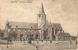 Stekene : Kerk 1909 - Stekene