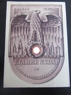 Postkarte Postcard - NSDAP Im Generalgouvernement - Kraukau 1942 - Deutschland