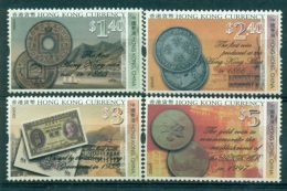 HONG KONG CHINA 1145/48 Numismatie - 1997-... Région Administrative Chinoise