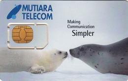 MALAYSIA - MUTIAPA TELECOM Seals DiGi GSM Card , Used - Malaysia
