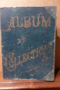 Album Ancien De Chromos Litho D'époque Environ 420 Chromos Et Découpis Publicité Publicitaire Voir Scans - Sammelbilderalben & Katalogue