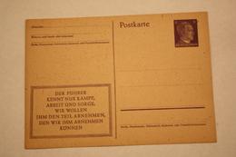 P 312 A  *  -  Siehe Beschreibung ( 039) - Interi Postali