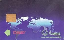 JORDAN - Fastlink GSM Card Demo - Jordan