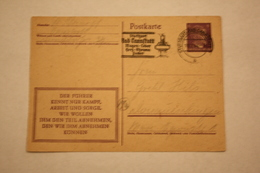 P 312 A  Gelaufen  -  Siehe Beschreibung ( 043) - Interi Postali