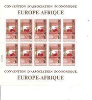 Dahomey - Europe-Afrique ( PA 42 En Feuille XXX -MNH) - Benin – Dahomey (1960-...)