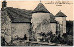 28 Environs D'Anet - BONCOURT - Le Vieux Manoir, Ancienne Résidence Des Seigneurs De Boncourt - Francia