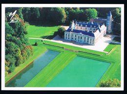 CPA 95 Val D'Oise - Méry Sur Oise Le Château Et La Parc - Mery Sur Oise