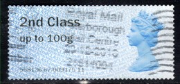 GB 2016 QE2 2nd Up To 100gms Post & Go  ( A516 ) - Great Britain
