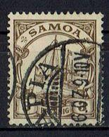 Samoa 1900/1901 // Michel 7 O (020.321) - Colony: Samoa