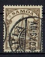 Samoa 1900/1901 // Mi. 7 O - Colonie: Samoa