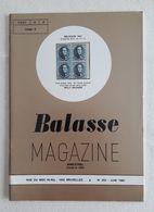 Balasse Magazine 250 - Juin 1980 - Magazines