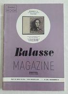 Balasse Magazine 258 - Novembre 1981 - Français (àpd. 1941)
