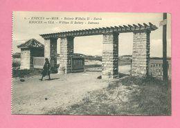 C.P. Knokke-aan-Zee = Batterie  Wilhem  Ll  :  Entrée - Knokke