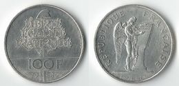 Pièce De 100 Francs Argent 1989 (Droits De L'Homme) [01] - France