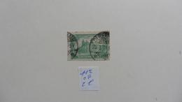 Allemagne :Reich :timbre N° 113 Oblitéré - Allemagne