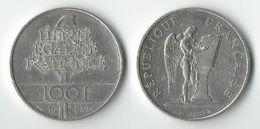 Pièce De 100 Francs Argent 1989 (Droits De L'Homme) [02] - France