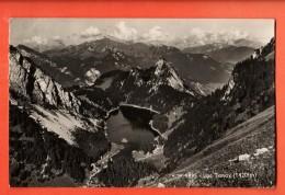 GBR-26  Lac Tanay Et Jumelles, Cachet Vouvry 1950 Pour Morez Jura - VS Valais
