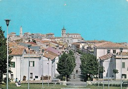 TORRICELLA PELIGNA (CH) - PANORAMA DALLA PINETA  - F/G - V: 1981 - Italia