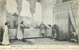 THEATRE ANTOINE LE ROI LEAR SHAKESPEARE - Teatro