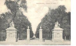 Bruxelles - CPA - Brussel - Entrée Du Parc - Bossen, Parken, Tuinen