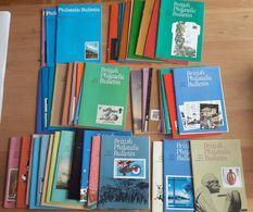British Philatelic Bulletin - 45 Issues - A Treasure Trove Of Information! - Magazines