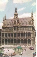 Bruxelles - CP - Brussel - Grand'Place - Maison Du Roi - Places, Squares