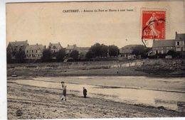CARTERET  - Avenue Du Port à Mer Basse - Carteret