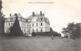 27 - Château De FONTAINE-LA-SORET - France
