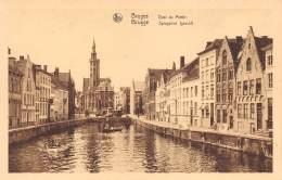 BRUGGE - Spieelrei (gracht) - Brugge