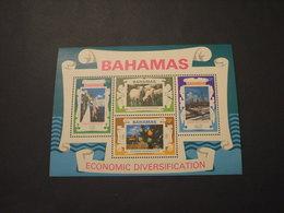 BAHAMAS - BF 1975 ECONOMIA  - NUOVI(++) - Bahamas (1973-...)