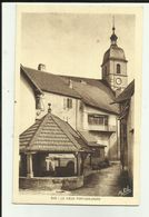 70 - Haute Saone  - Port Sur Saone - Rare Carte - Lavoir - église - - France