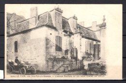 24 - Le Fleix - L'ancien Chateau Et Les Vieux Canons - Autres Communes