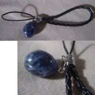 Decorative Strap : Power Stone : Sodalite - Charms
