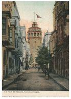 (PH 789) Very Old Postcard - Turkey - Contantinoples - Türkei