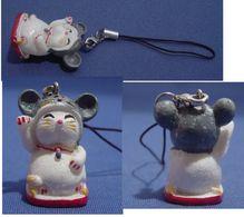 Decorative Strap : Maneki Neko - Charms